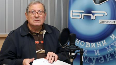 Проф. Любомир Миков
