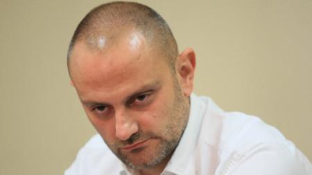 Главен комисар Любомир Янев, директор на ГДБОП