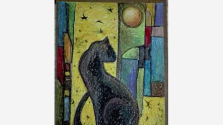 Наградената рисунка на Биляна Борисова