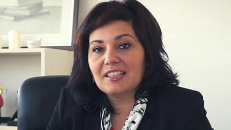 проф. Асена Сербезова - председател на Българския фармацевтичен съюз