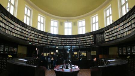 Библиотеката в СУ