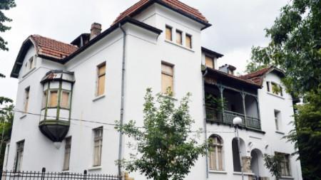 Къщата на арх.Фингов