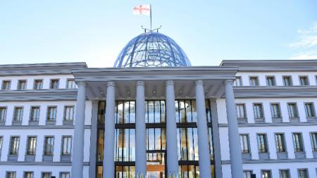 Президентският дворец в Тбилиси