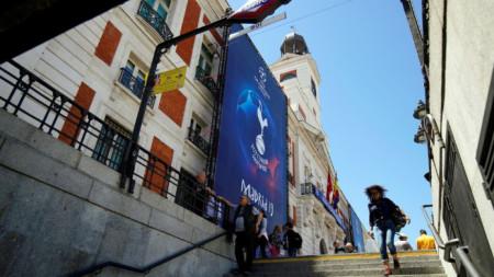 Повечето от жертвите били заснети в метрото на Мадрид.