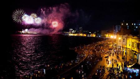 Тържества в Хавана за 500-годишнината на града