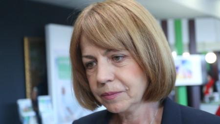 Йорданка Фандъкова няма да оттегли предложенията за по-високи данъци