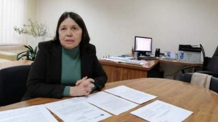 Аня Михова