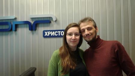 Д-р Нейко Нейков – невролог и специалист по проблемите със съня, и д-р Теодора Нейкова, психиатър.