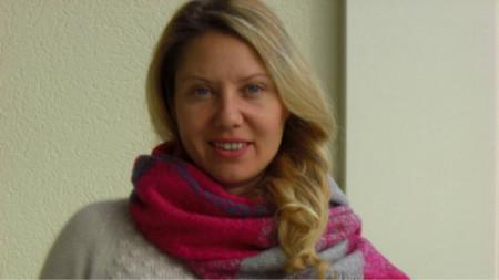 Катрин Цанев
