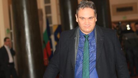 Бившият председател на КПКОНПИ - Пламен Георгиев