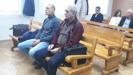Makinistët e dënuar