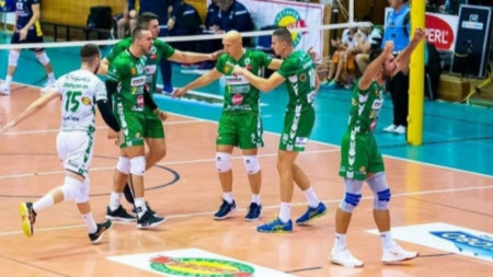 Добруджа без проблеми на финалите за Купата по волейбол