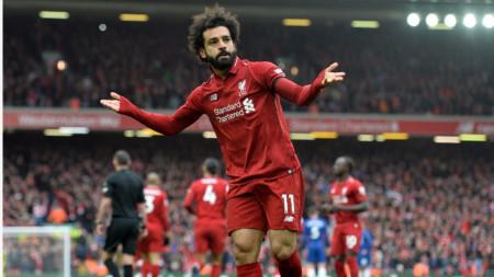 Мохамед Салах е сигурен, че Ливърпул ще спечели титлата.