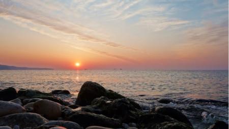 Морето във Варна