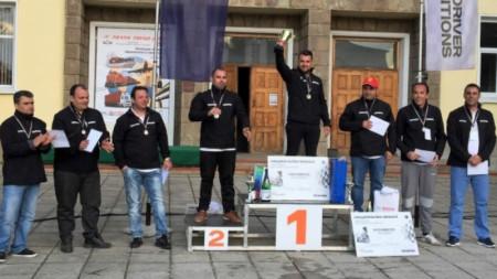 Призьорът Петър Иванов ще представя страната ни на финалния кръг от състезанието в Швеция.