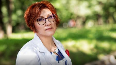 д-р Росица Кръстева