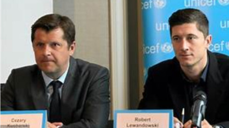 Левандовски и Кухарски се разделиха преди 2 години.