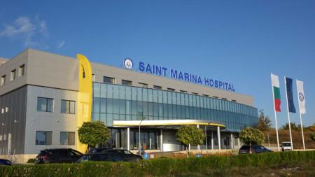 """Двойната хирургична интервенция бе извършена в УМБАЛ """"Света Марина"""" – Плевен"""