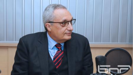 Бывший премьер Иван Костов