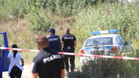 Двамата убити бяха открити във водоема до с. Негован на 18 юли