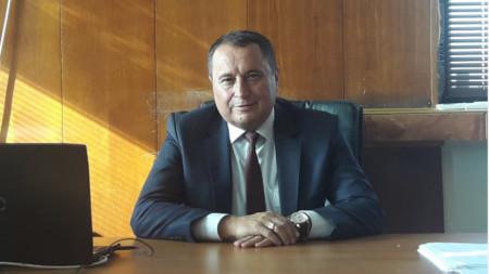 Нуридин Исмаил - кмет на Хитрино, пети мандат