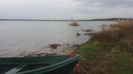 Шуменското езеро