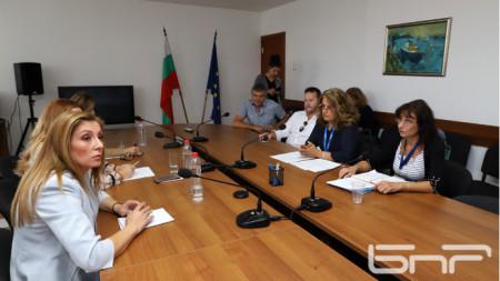 Служители на БНР, подкрепящи Светослав Костов, се срещнаха с членове на СЕМ