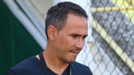 Живко Миланов нямаше от какво да е доволен от играта на Левски във Враца
