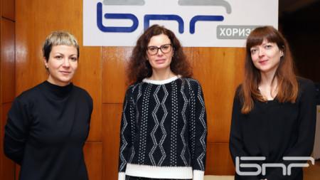 Венета Андрова,Гергана Куцева,Стефка Цанева
