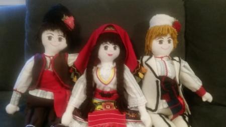 Куклите на Милена Пенчева печелят симпатии в много страни по света.