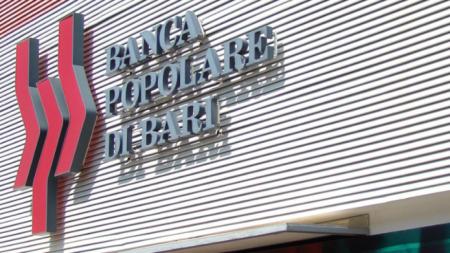 """Кооперативната банка """"Пополаре ди Бари"""" миналата седмица обяви, че се нуждае от спешна инжекция от до 1 милиард евро,"""
