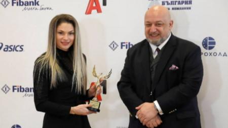 Габријела Петрова и Красен Кралев