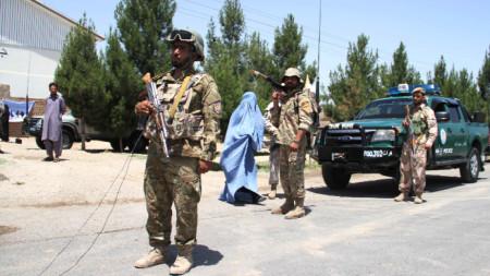 Религиозни и племенни лидери обсъждат обстановката в Афганистан, 30 май 2021 г.