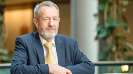 Ирландският евродепутат Шон Кели