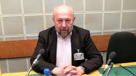 Доц. д-р Георги Петков