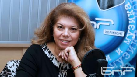 Nëpresidentja Ilijana Jotova