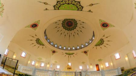 Новата джамия в Кърджали