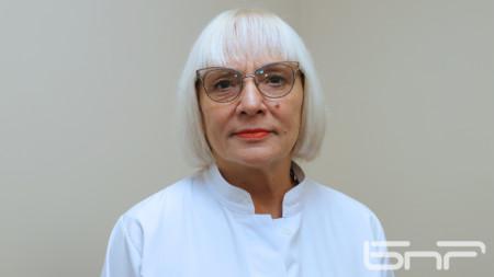 Професор Галина Куртева