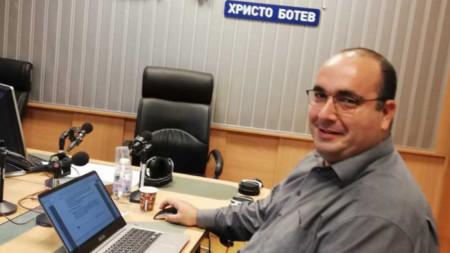 Адвокат Стефан Ангелов
