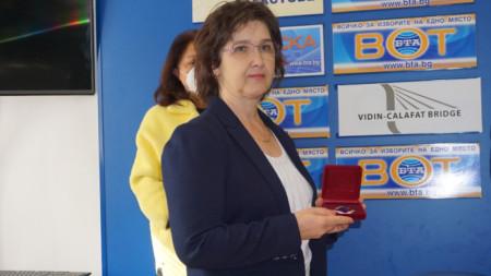 Д-р Наташа Цветкова е