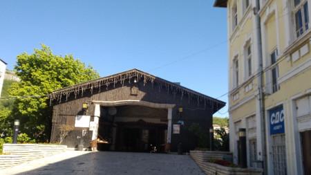 Покрития мост в Ловеч