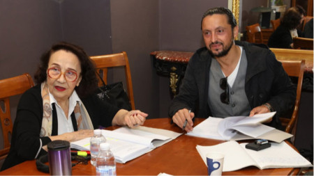 Мария Стефанова и Стефан Спасов