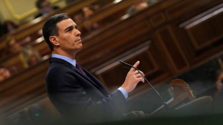 Педро Санчес - премиер на Испания