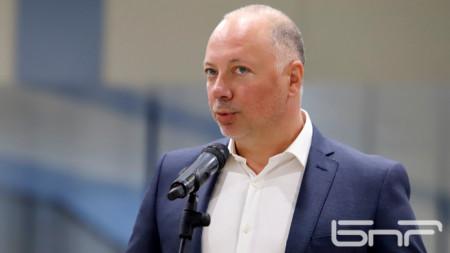 Росен Желязков, министър на транспорта