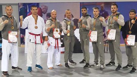 Медалистите от Кишинев