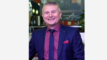 Иван Иванов, собственик на моден бранд