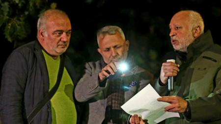 Отровното трио - Бабикян, Хаджигенов, Минеков