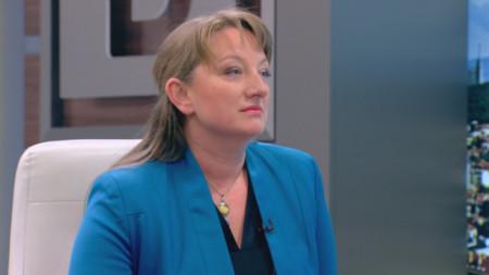 Sozialministerin Denitza Satschewa