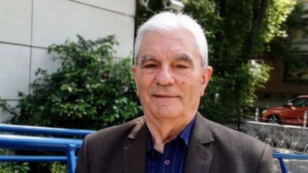 Academician Bogdan Petrunov