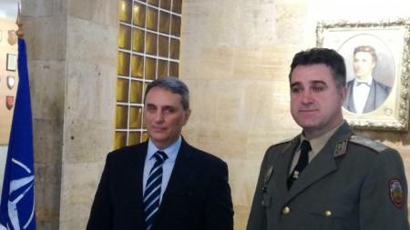 Пламен Моллов и Иван Маламов коментираха сътрудничеството на ВУЗ-овете.